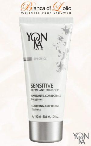 Sensitive crème anti-rougeurs