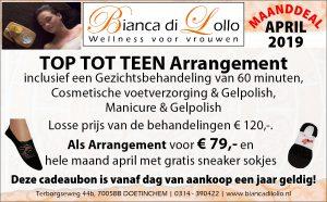 maanddeal ToptotTeen arrangement