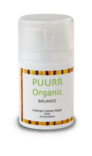 Organic Balance Intense Cream Mask